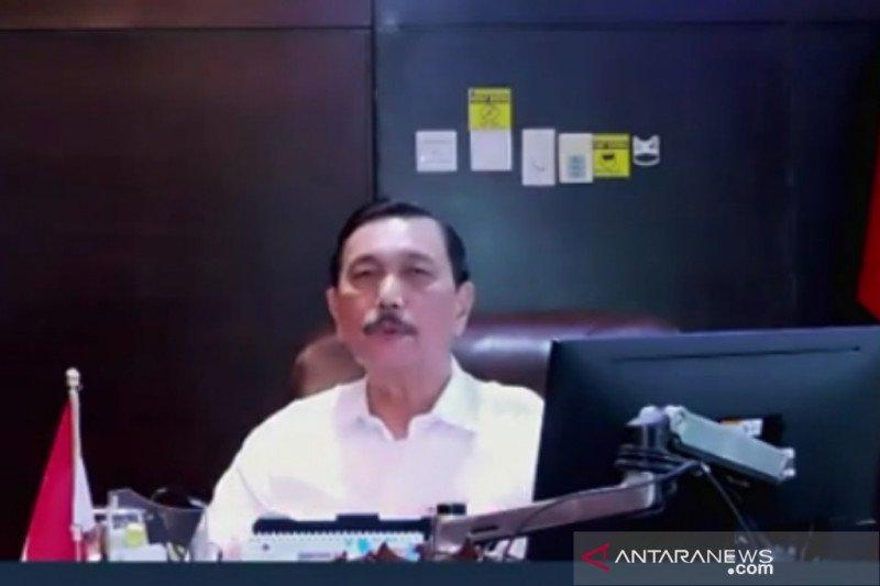 Menteri Luhut minta mahasiswa UGM selalu jaga integritas