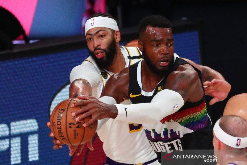 NBA:  Denver Nuggets perkecil  kedudukan dengan LA Lakers menjadi 1-2