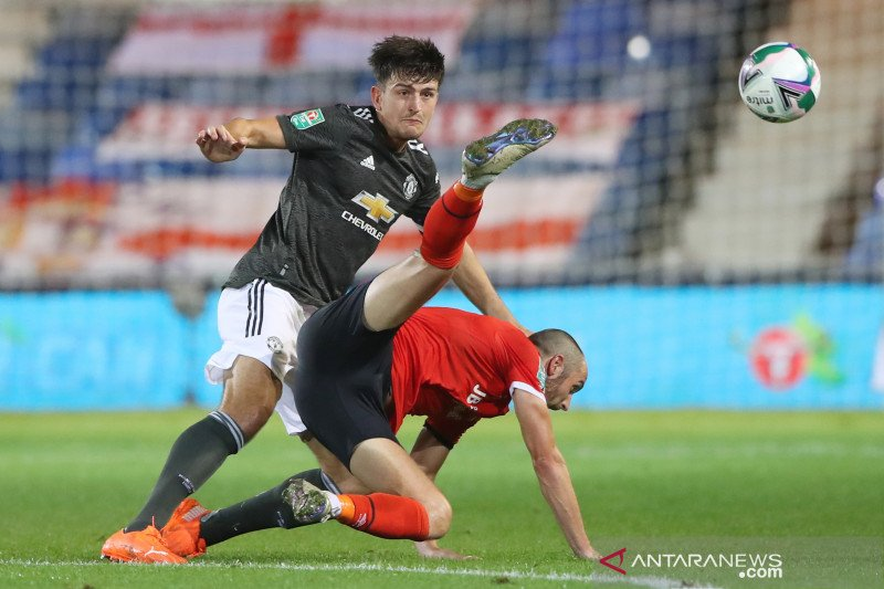 Maguire kembali masuk timnas Inggris, saat Greenwood dan Foden dicoret