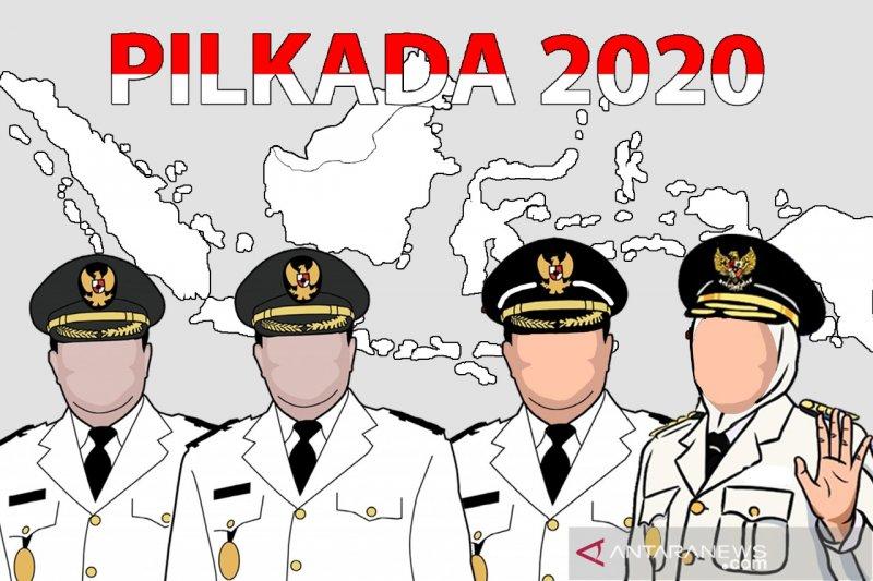 33 paslon Pilkada 2020 siap berlaga di wilayah Riau