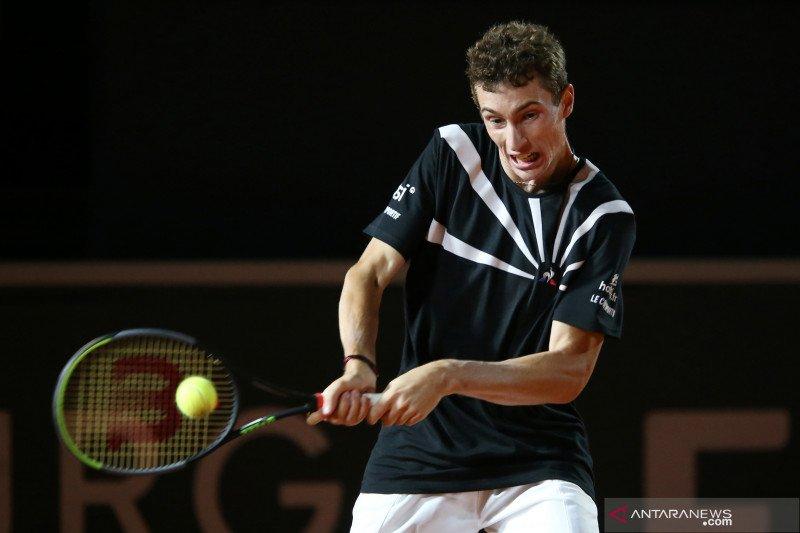 Tenis German Open: Ugo Humbert tundukkan Daniil Medvedev