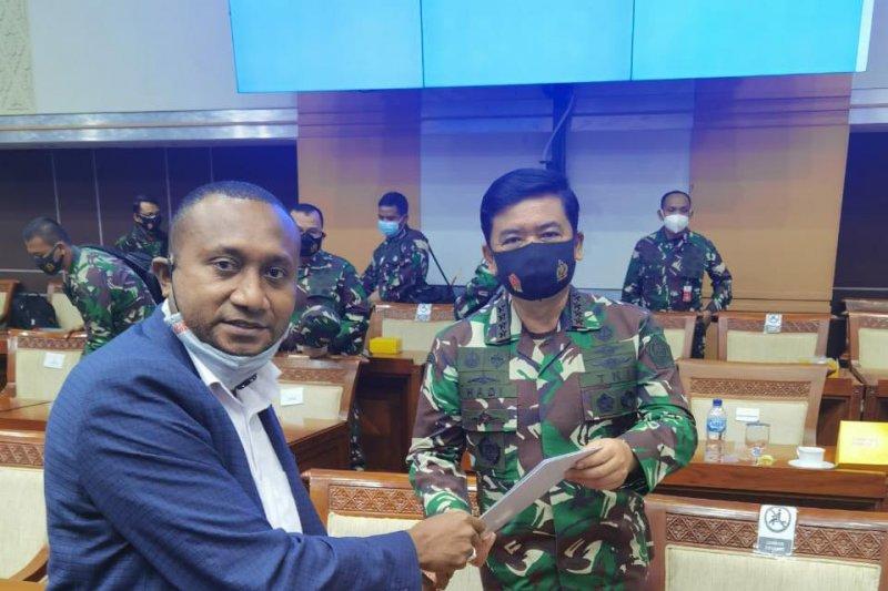 Legislator: Panglima TNI bentuk tim investigasi tewasnya Pdt Zanambani