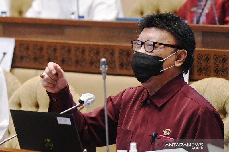 Tjahjo Kumolo wajibkan Pusat Kendali Krisis COVID-19 di kantor ASN