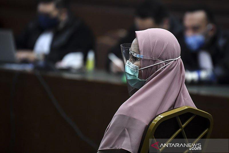 Jaksa Pinangki keberatan dengan surat dakwaan