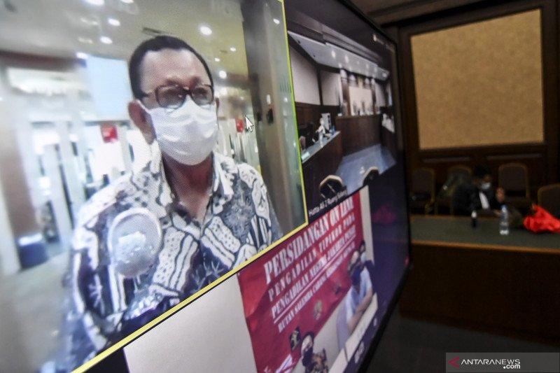 JPU tuntut mantan Dirut Jiwasraya 20 tahun penjara