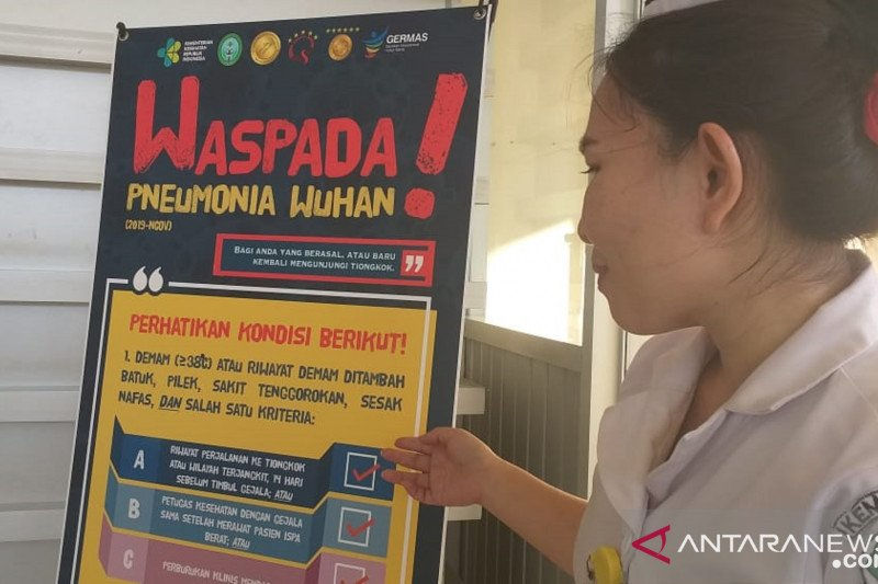 Belasan rumah sakit di Sulut rawat 135 suspek-probable