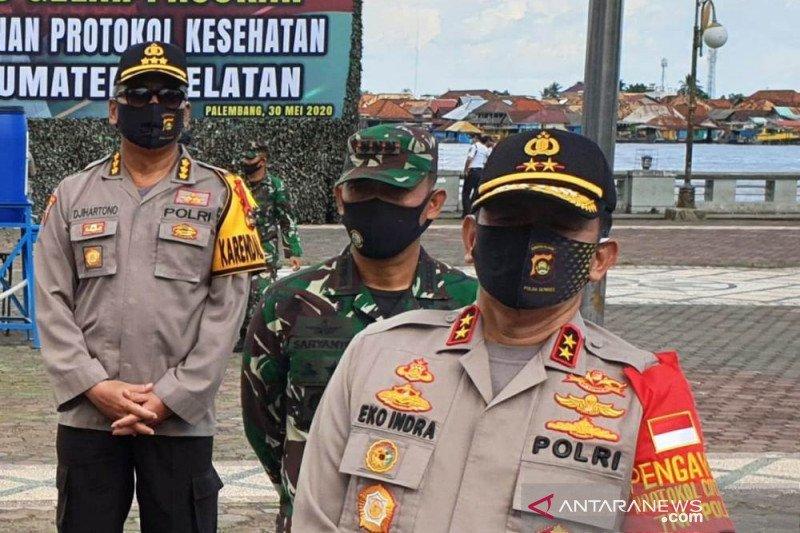 Kepala Polda Sumatera Selatan imbau tidak ada pengerahan massa Pilkada