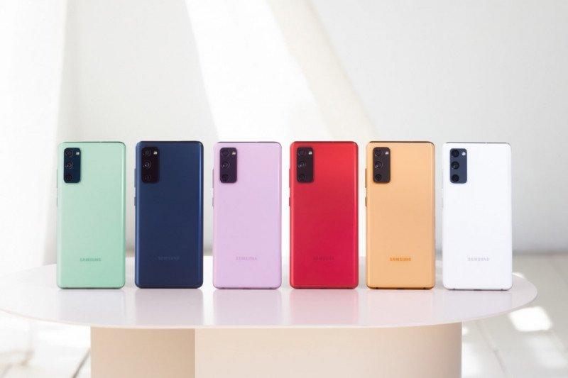 Bocoran Samsung Galaxy S21, bodi dari plastik