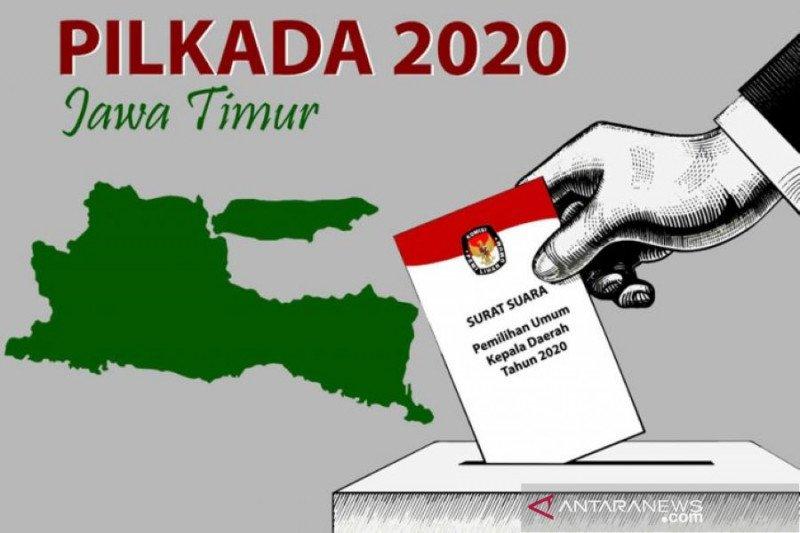 KPU tetapkan nomor urut peserta Pilkada Kota Pasuruan