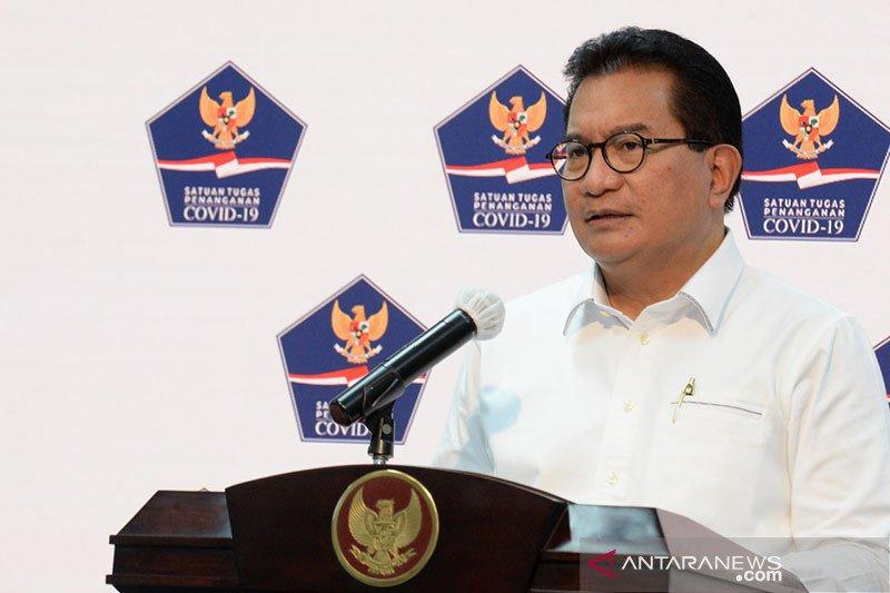 Kasus meningkat, Banten dan Aceh masuk prioritas penanganan COVID-19