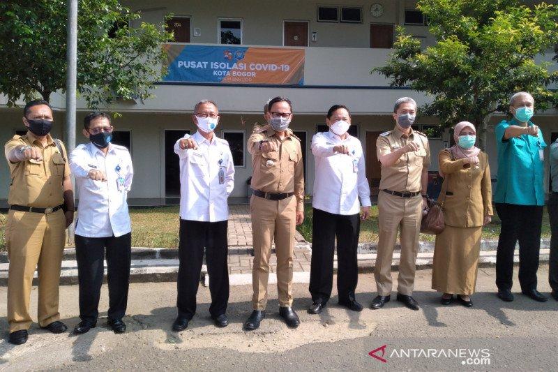 Kota Bogor siapkan tiga opsi antisipasi lonjakan kasus COVID-19