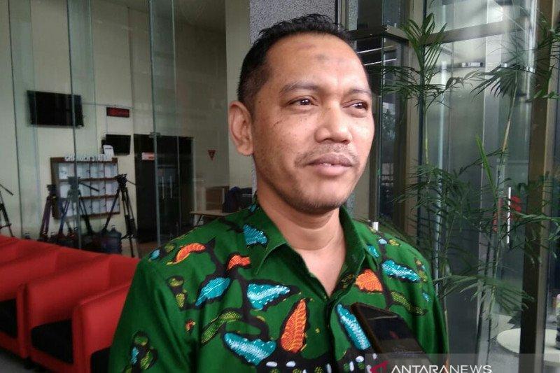 Febri telah temui Pimpinan KPK sampaikan pengunduran diri