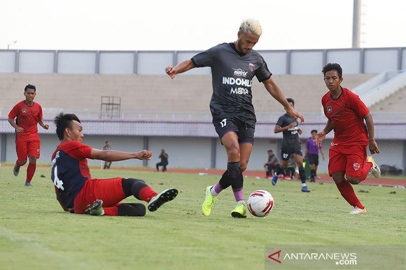 Persita Tangerang tak akan tambah pemain asing