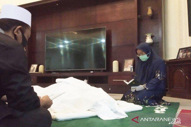 Suami Bupati Bogor meninggal dunia idap kanker paru-paru