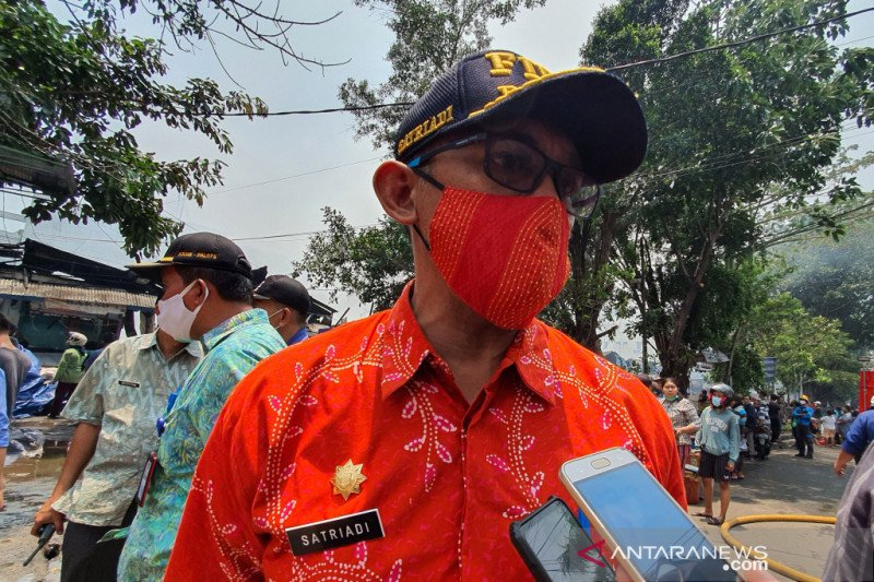 Gulkarmat DKI rencanakan pelatihan proteksi kebakaran pedagang pasar