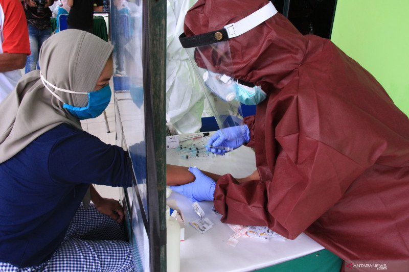 Tambah delapan, positif COVID-19 di Palangka Raya naik 1.079 kasus