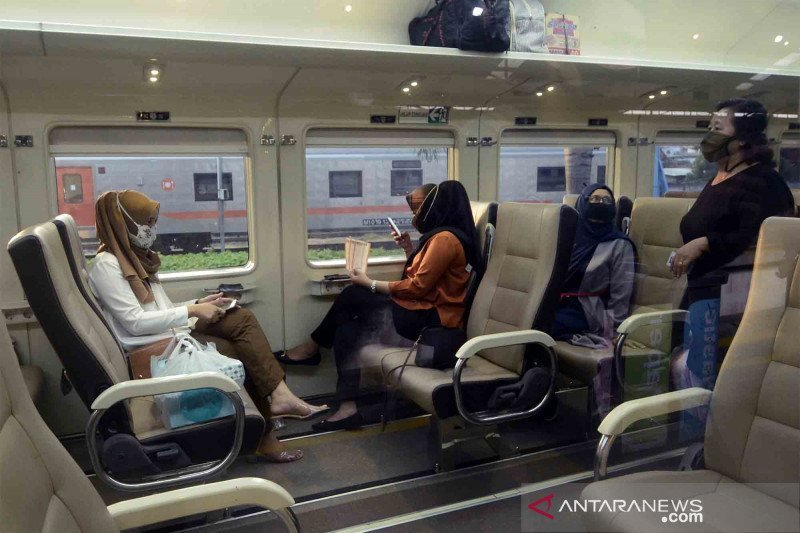 Pengoperasian KA Kuala Stabas diperpanjang hingga 30 November