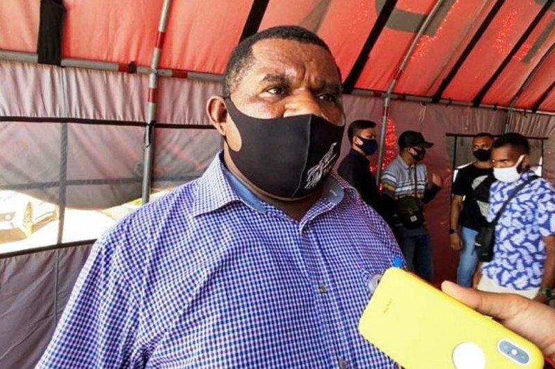 KPU tunda penetapan tiga paslon cabup di Papua