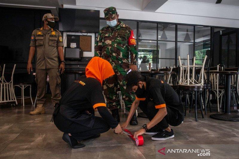 Anies perpanjang PSBB Jakarta hingga 11 Oktober 2020