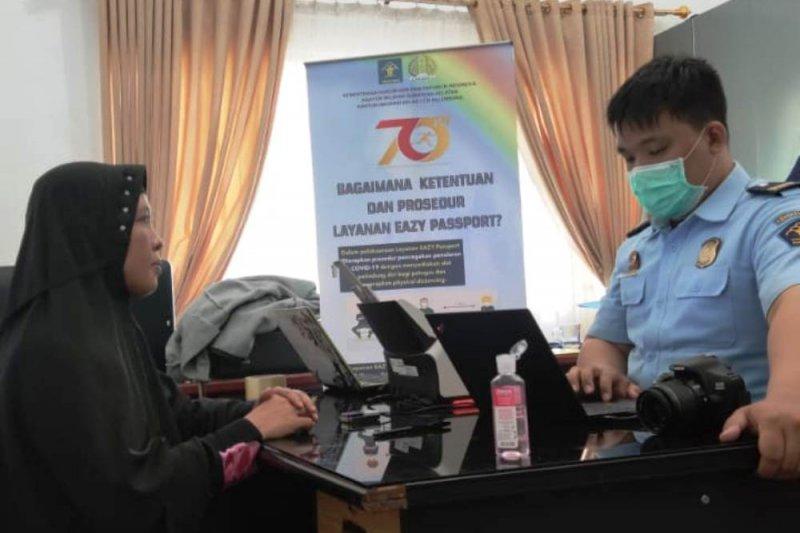 Imigrasi Palembang layani pembuatan paspor jemput bola di Banyuasin