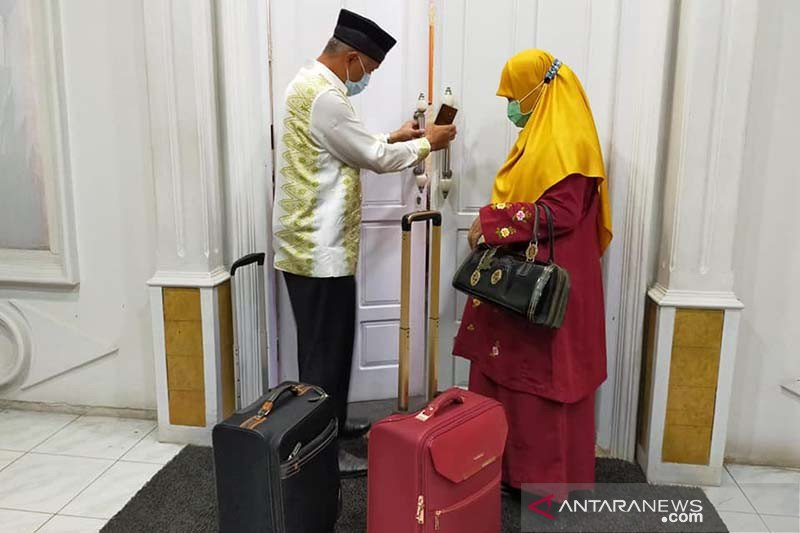 Cuti ikut Pilgub, Wali Kota Padang tinggalkan rumah dinas