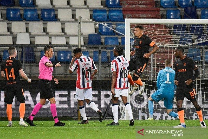 Rangers, Sporting dan Rijeka lengkapi peserta playoff Liga Europa
