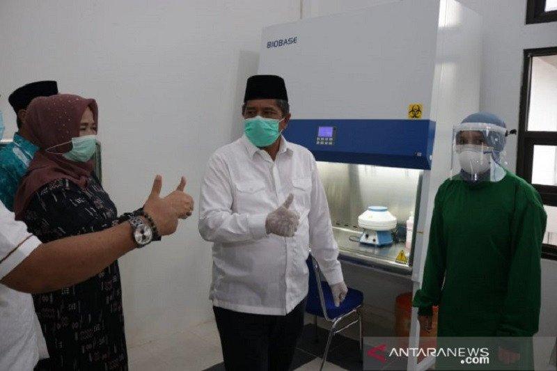 Siak punya Laboratorium PCR, tes usap tak perlu ke Pekanbaru