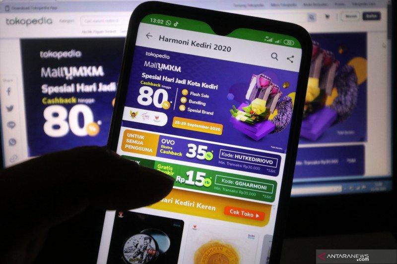Pandemi, digitalisasi UMKM perlu optimalkan beragam platform digital
