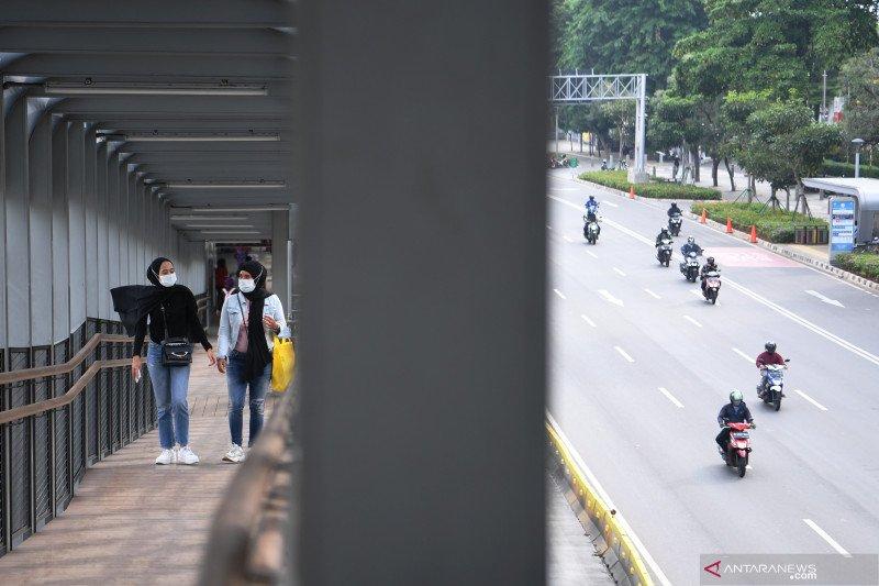 Kasus positif COVID-19 di DKI Jakarta tembus 70 ribu