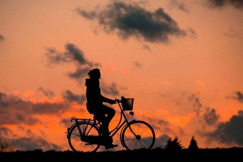 Tips aman bersepeda untuk penderita sakit jantung