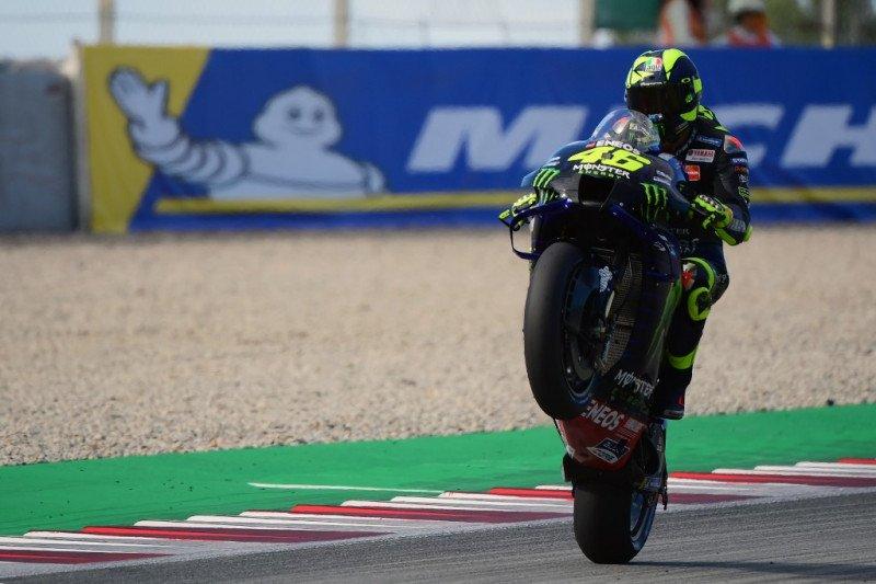 Rossi resmi satu tahun lagi di MotoGP