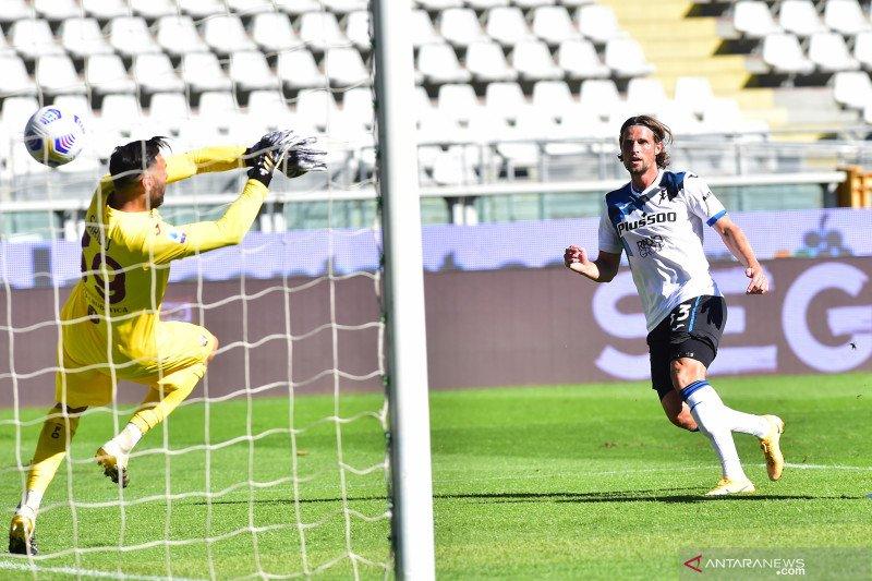 Atalanta awali musim dengan kemenangan 4-2 di markas Torino
