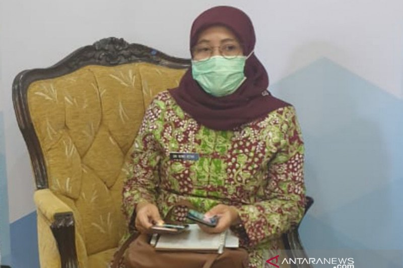 45 kasus pasien positif COVID-19 di Bogor dinyatakan sembuh