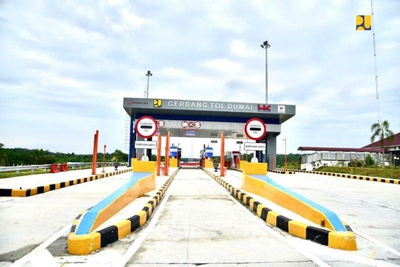 Kemarin, Tol Pekanbaru-Dumai hingga RAPBN 2021 dibawa ke paripurna