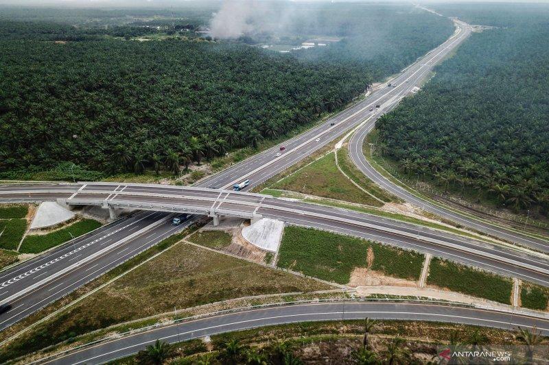 Banyak pengendara di Tol Pekanbaru-Dumai ditilang akibat ngebut