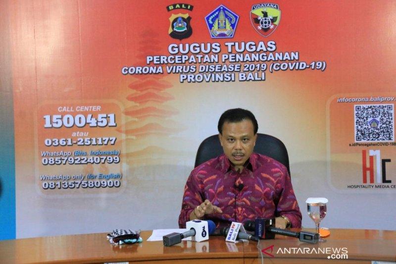 Sekda Bali ingatkan kegiatan adat dilaksanakan dengan jumlah terbatas