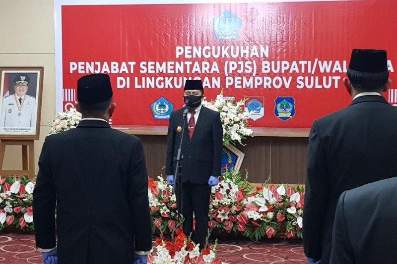 Penjabat Gubernur Sulut: Pastikan pilkada berlangsung lancar