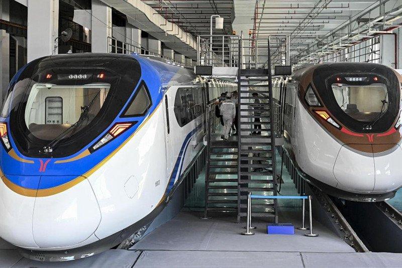 Kereta, pesawat perbatasan China-Rusia tutup, Manzhouli semilockdown