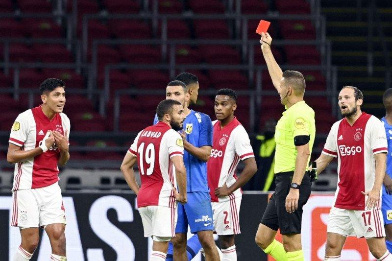 Klasemen Liga Belanda: Ajax ambil alih puncak dari Heerenveen
