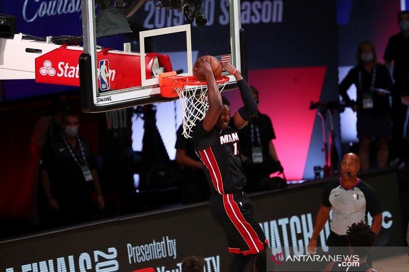 Heat tantang Lakers di final NBA