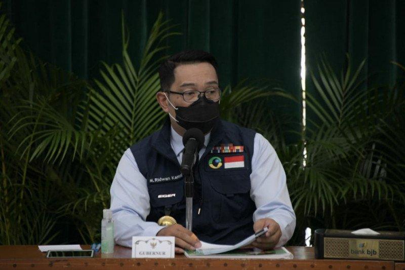 Ekspor Jabar masih tertinggi se-Indonesia meski pandemi, kata Emil