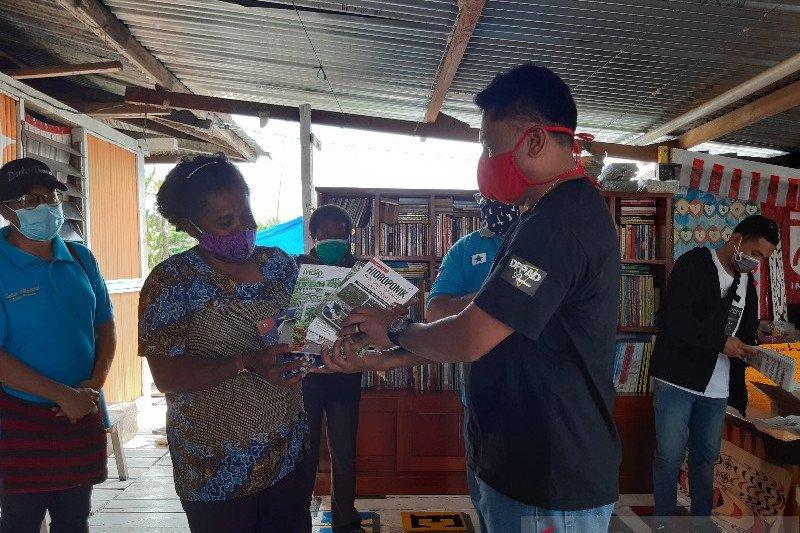 Disdik Papua minta bahasa ibu dipertahankan melalui rumah baca