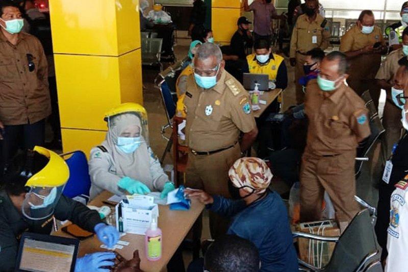 Papua Barat kembali perketat pencegahan COVID-19 di bandara
