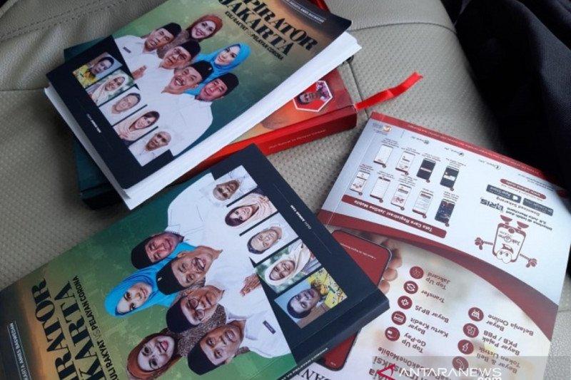 Buku inspirator Jakarta diklaim telah dijiplak saat proses pencetakan