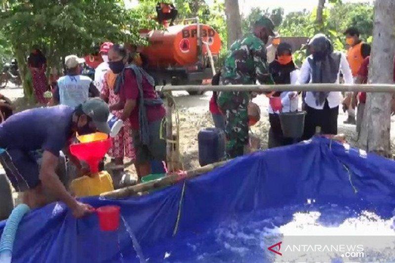 Puluhan desa di Ngawi ajukan bantuan air bersih