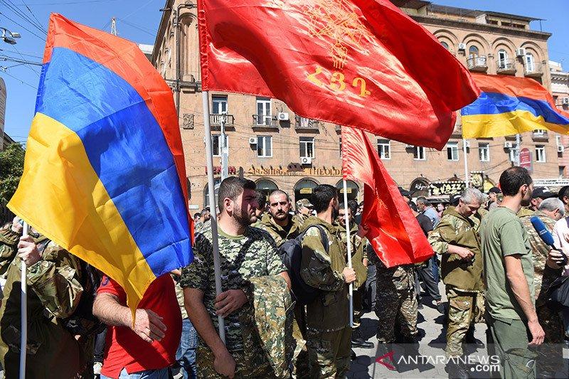 Armenia siap upayakan gencatan senjata di Nagorno-Karabakh