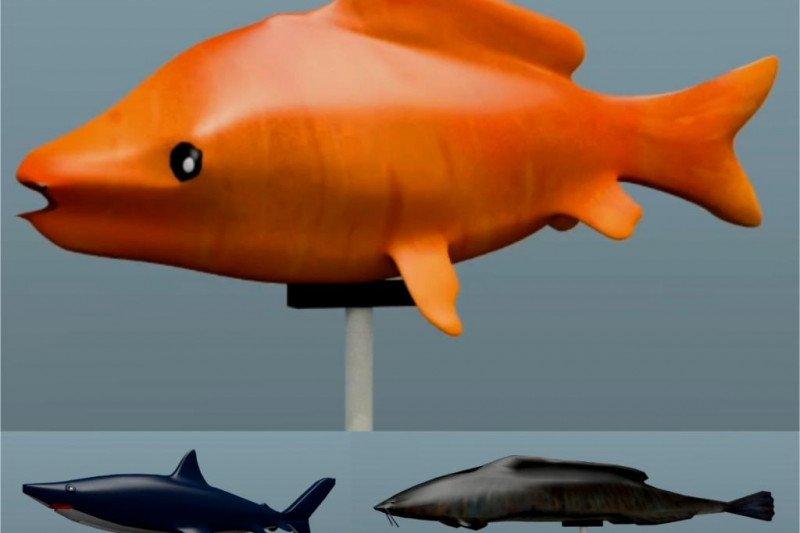 Bonikan permudah pelajari morfologi-anatomi ikan karya mahasiswa UB