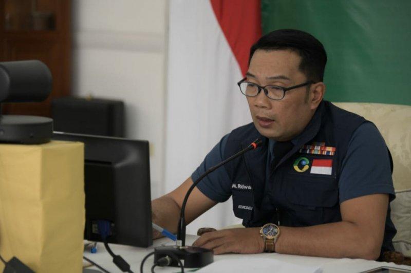 Pantau penanganan COVID-19, Ridwan Kamil akan berkantor di Depok