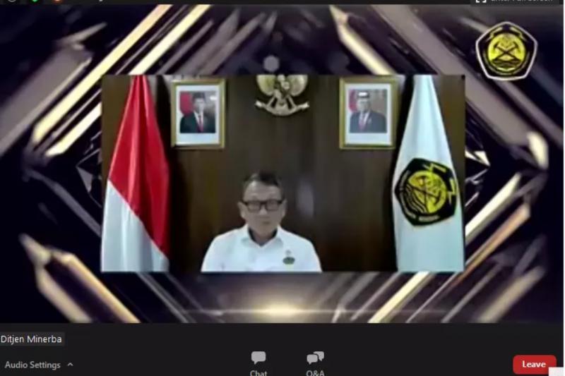 Menteri ESDM: Penerima Minerba Award jadi contoh kaidah teknik tambang
