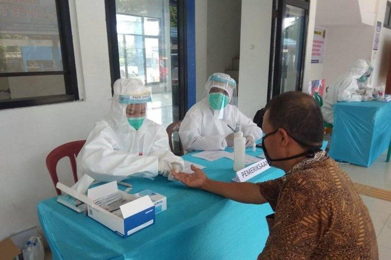 Kasus COVID-19 di Lebak bertambah sembilan orang
